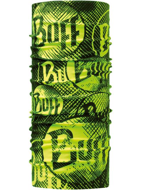 Buff Original - Foulard - jaune/noir